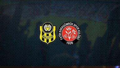 Yeni Malatyaspor - Fatih Karagümrük maçı ne zaman, saat kaçta ve hangi kanalda canlı yayınlanacak?   Süper Lig