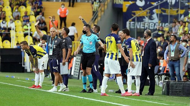 Fenerbahçe'de sakatlık kabusu! İrfan Can Kahveci ve Marcel Tisserand...