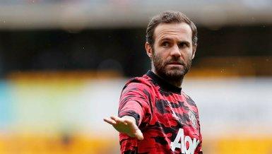 Juan Mata İngiltere'de kalacak