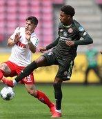 Köln ile Mainz berabere kaldı