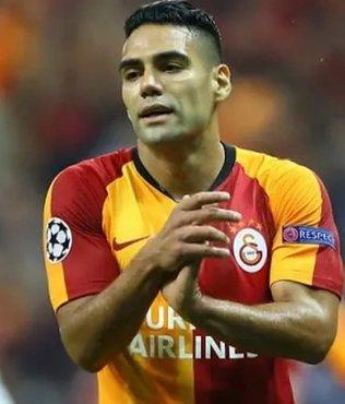 Son dakika: Galatasaray'ın Ankaragücü kafilesinde Falcao ve Lemina yok