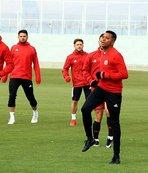 DG Sivasspor, Beşiktaş maçı hazırlıklarını tamamladı