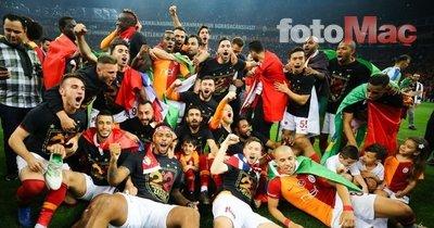 Galatasaray'a milli piyango!