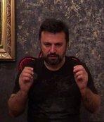 Bülent Uygun'dan videolu 'Evde Kal' mesajı