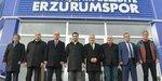 Erzurumspor Başkanı Hüseyin Üneş'ten birlik çağrısı