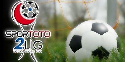 Spor Toto 2. Lig'de finalistler belli oldu