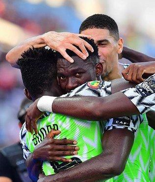 Nijerya 1-0 Gine