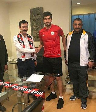 Karaköprü Belediyespor'da 2 transfer