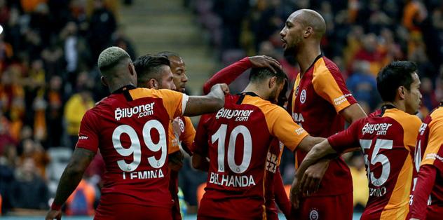 İşte Galatasaray-Alanyaspor maçının sineması