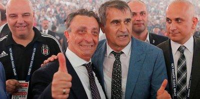 Ahmet Çebi işi bitirdi!..