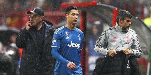 Juventus'tan flaş Cristiano Ronaldo kararı!