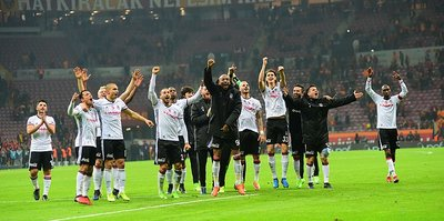 Galatasaray, Beşiktaş'ı 8. kez Türk Telekom Stadyumu'nda ağırlayacak