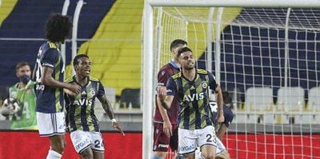 İşte Fenerbahçe'nin golü | İZLEYİN