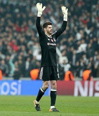 Fulham transfer Besiktas goalkeeper Fabri