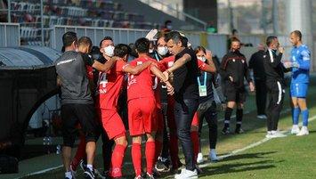 Bandırmaspor Tuzla'yı 6 golle dağıttı!