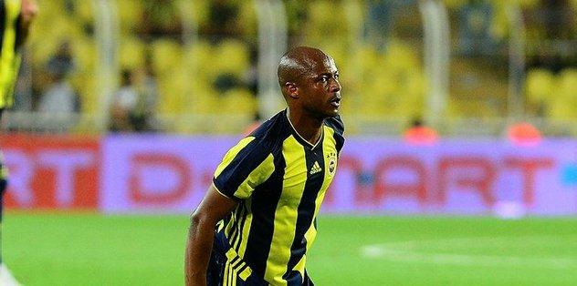 Fenerbahçe'de Benfica öncesi Ayew sevinci