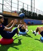 Medipol Başakşehir'de yeni sezon hazırlıkları