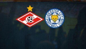 Spartak Moskova - Leicester City maçı saat kaçta?