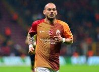Wesley Sneijder'in menajerinden flaş Galatasaray açıklaması!