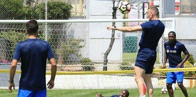 Trabzonspor'da Bursaspor hazırlıkları