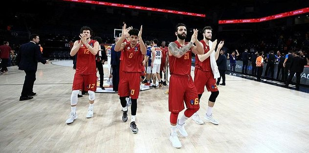 Galatasaray'ın konuğu Germani Brescia Leonessa