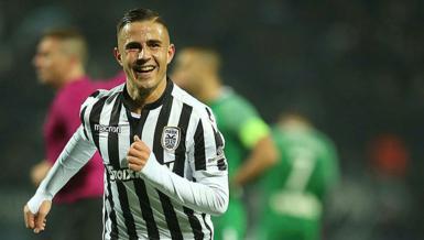 Fenerbahçe'nin yeni 10 numarası Dimitrios Pelkas sağlık kontrolünden geçiyor!   Son dakika transfer haberleri