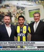 Fenerbahçe ilk transferini yaptı
