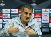 Beşiktaş'ın Erzurumspor 11'i belli oldu