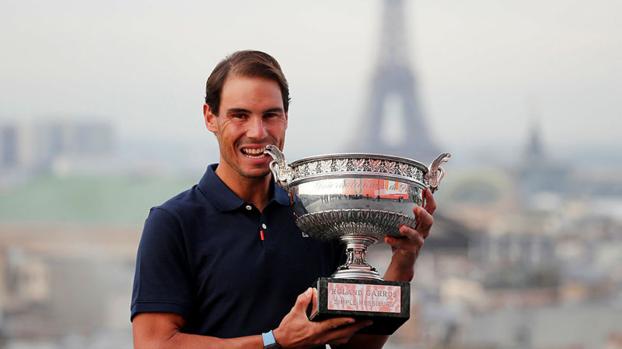 Hükümetten Rafael Nadal'a üstün liyakat nişanı #