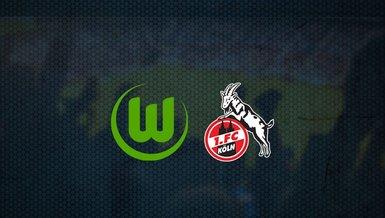 Wolfsburg - Köln maçı ne zaman, saat kaçta ve hangi kanalda canlı yayınlanacak? | Almanya Bundesliga