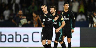 Real Madrid finale çıktı