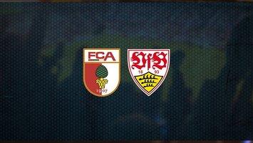 Augsburg - Stuttgart maçı saat kaçta ve hangi kanalda?