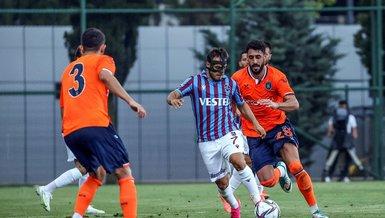 Trabzonspor Başakşehir: 0-0 (MAÇ SONUCU - ÖZET İZLE)