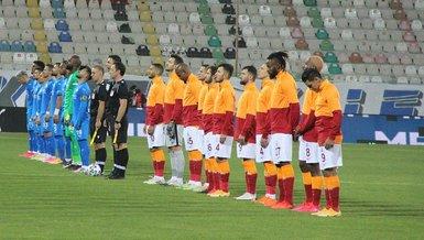 Son dakika Galatasaray haberi: Galatasaray'da Büyükşehir Belediye Erzurumspor maçı öncesi iki isim kart sınırında!