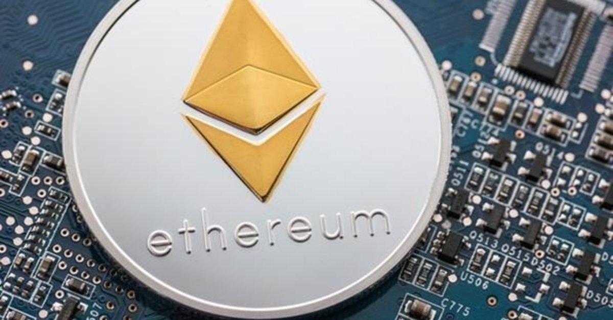 Ethereum'da son durum ne? 1 Ethereum kaç dolar? Ethereum yükseldi mi? İşte detaylar... | Kripto para - Fotomaç