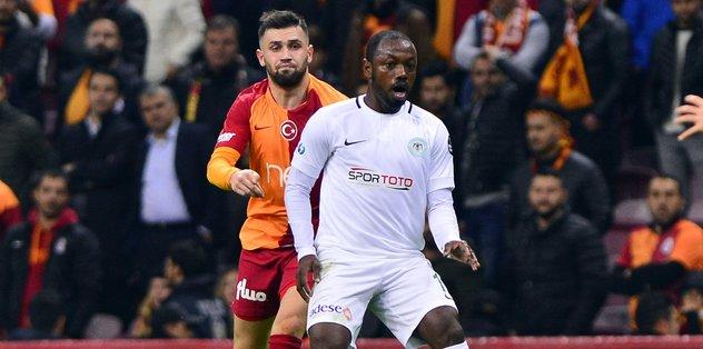 Konyaspor'da Traore ile yollar resmen ayrıldı