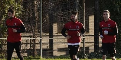 Gençlerbirliği'nde Malatyaspor maçı hazırlıkları