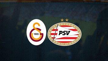 Galatasaray - PSV   CANLI
