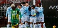 Başakşehirde Serdar Taşçı ilk maçına çıktı
