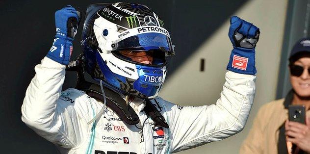 Formula 1 Avustralya GP'si Bottas'ın