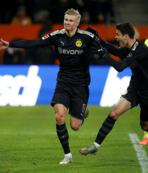Erling Haaland Dortmund'a hayat verdi!