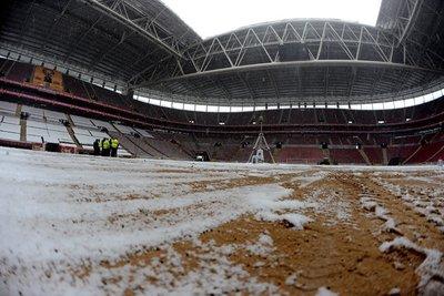 Şantiye Arena!