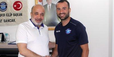 Adana Demirspor Mehmet Uslu'yu kadrosuna kattı