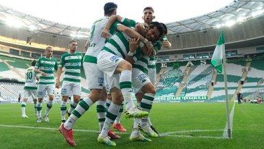 İrfan Buz ile ilk galibiyet! Bursaspor 1-0 Adanaspor | MAÇ SONUCU