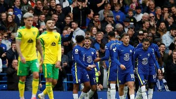 Maçta 7 gol 1 kırmızı! Ozan Kabak'lı Norwich dağıldı
