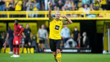 Borussia Dortmund - Eintracht Frankfurt : 5-2 (MAÇ SONUCU - ÖZET)