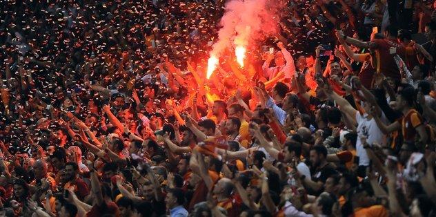 Galatasaray kombine yenilemelerinde rekor kırdı!