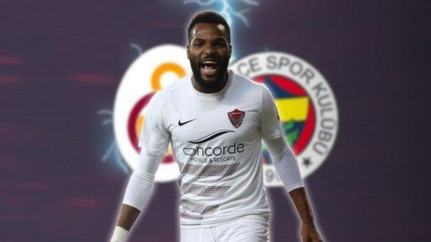 Fenerbahçe ve Galatasaray'ın transfer listesindeki Boupendza'nın bonservisi belli oldu! #