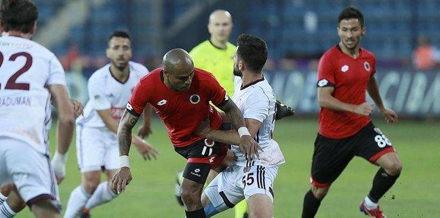 Gençlerbirliği, Hatayspor'u tek golle devirdi