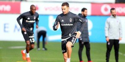 Beşiktaş'ta Tosic sevinci!
